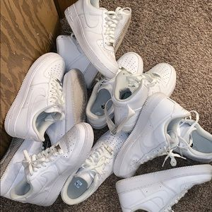Multiple pair of forces